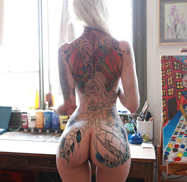 tattoo-ass