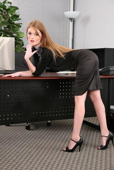 faye office babe