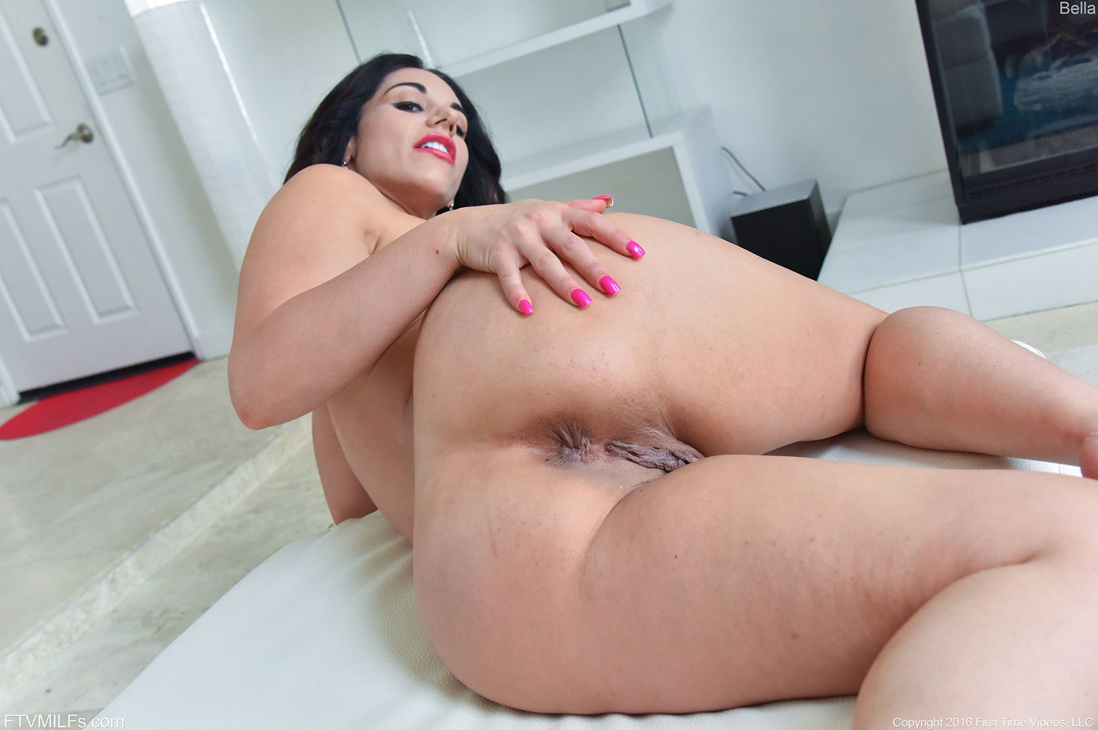 Mexican milf with a fat ass