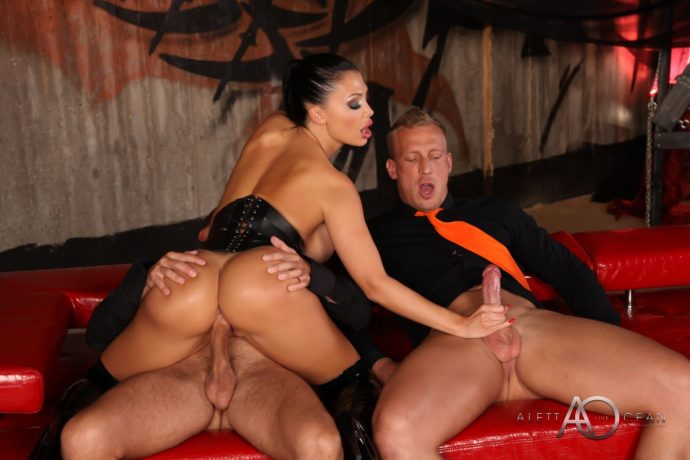 Aletta Ocean Hot Ass Dp Threesome 13