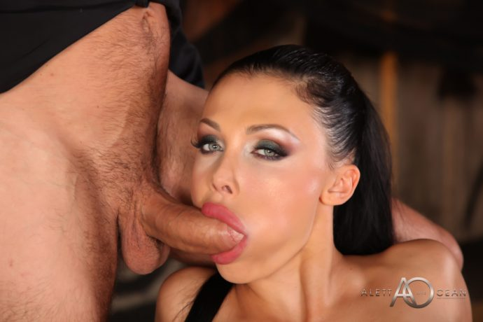 Aletta Ocean Hot Ass Dp Threesome 16
