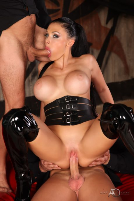 Aletta Ocean Hot Ass Dp Threesome 17